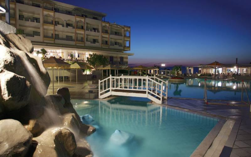 Hotel Serita Beach - Anissaras - Heraklion Kreta